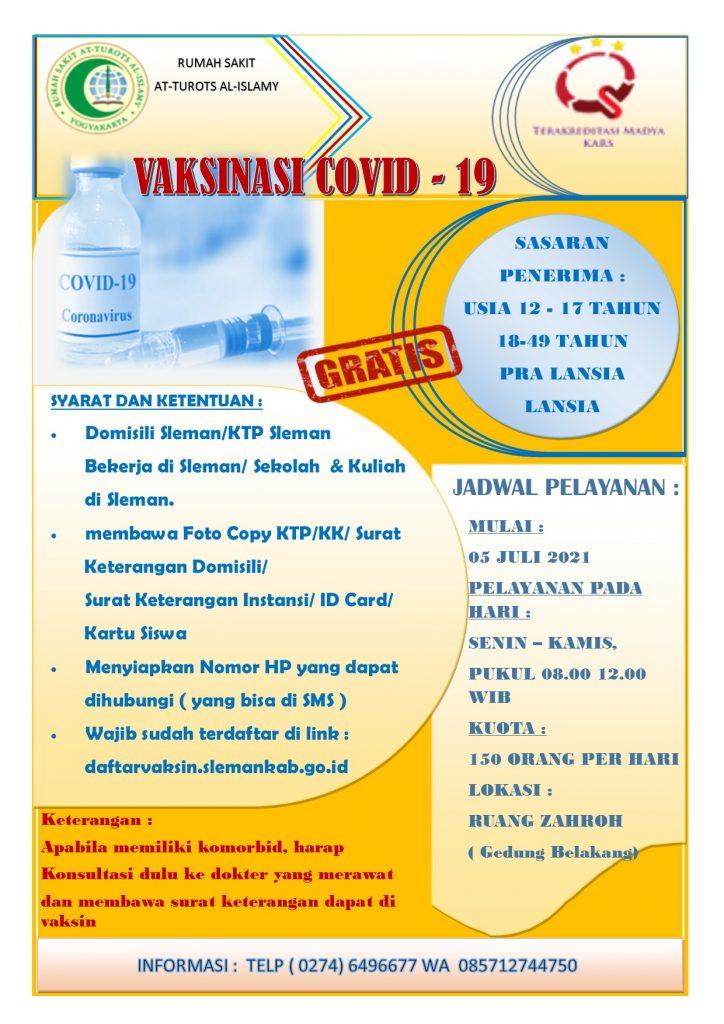 POSTER VAKSINASI covid-19 - 2